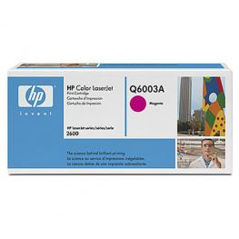 Hewlett Packard Toner Laser 124A Magenta  Q6003A