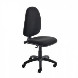 Rocada Silla Oficina Rd-930 Tela Ignifuga Color Negro