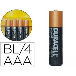 Pack 4 Pilas Duracell Aaa Simply 1.5V