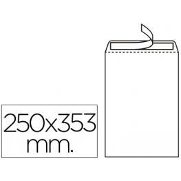 Caja.250 Bolsas Autodex 250X353 Blanco Liderpapel Sb35