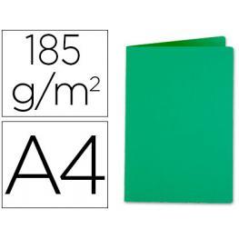 Subcarpeta Liderpapel A4 Verde Intenso 185Gr