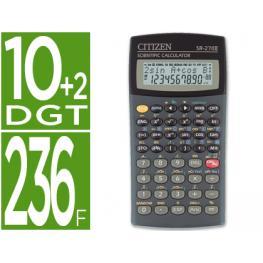Calculadora Cientifica Citizen Sr-270 10+2 Digitos Sr-270N