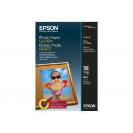 Epson Papel Fotografico 20 Hojas A3  Brillo C13S042535