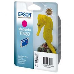 Epson Cartucho Inyeccion T0483 Magenta Blister C13T04834010