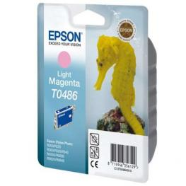 Epson Cartucho Inyeccion T0486 Magenta Claro Blister C13T04864010