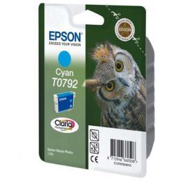 Epson Cartucho Inyeccion T0792 Cyan C13T07924010
