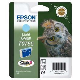 Epson Cartucho Inyeccion T0795 Cyan Claro C13T07954010