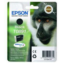 Epson Cartucho Inyeccion T0891 Negro 5,8Ml
