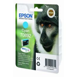 Epson Cartuchos Inyeccion T0892 Cyan Blister + Alarma C13T08924021