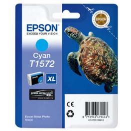 Epson Cartuchos Inyeccion T1572 Cyan 25,9Ml C13T15724010