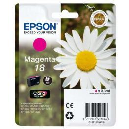 Epson Cartuchos Inyeccion 18 Magenta C13T18034012