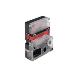 Epson Cinta Rotuladora Lc-2Rbp9 9M 6Mm Negro/rojo C53S623400