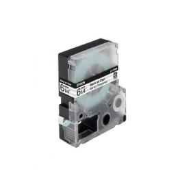 Epson Cintas Rotulacion 6Mmx9M Pastel Negro/transparente Para Lc2Tbn9 C53S623403