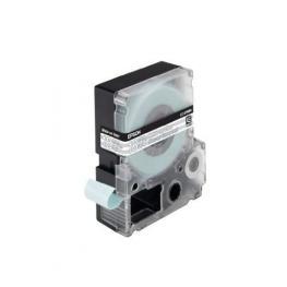 Epson Cinta Rotuladora Lc-5Wrn9  9M 18Mm Transparente / Blanco C53S626407
