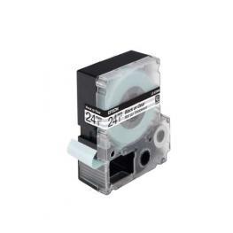 Epson Cintas Rotulacion 24Mmx9M Negro/transparente Para Lc9Tbw9 C53S627403