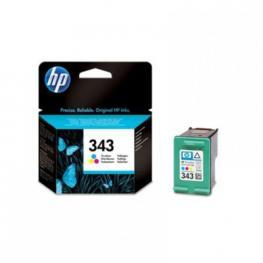 Hewlett Packard Cartuchos Inyeccion 343 Tricolor C8766Ee#abe