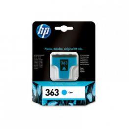 Hewlett Packard Cartuchos Inyeccion 363 Cyan C8771Ee#abe