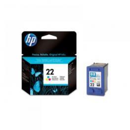 Hewlett Packard Cartuchos Inyeccion 22 Tricolor C9352Ae#abe