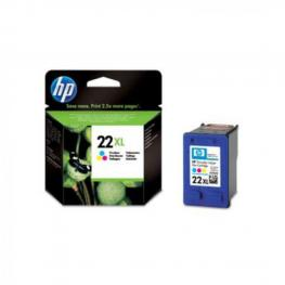 Hewlett Packard Cartuchos Inyeccion 22Xl Tricolor C9352Ce#abe