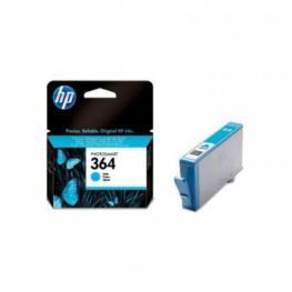 Hewlett Packard Cartuchos Inyeccion 364 Cyan Cb318Ee#abe