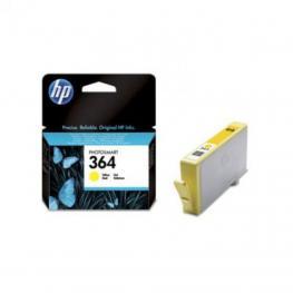 Hewlett Packard Cartuchos Inyeccion 364 Amarillo Cb320Ee#abe