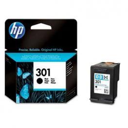 Hewlett Packard Cartucho Inyeccion 301 Negro