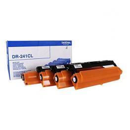 Brother Tambor Laser Dr-241Cl Negro/cyan/amarillo/magenta 15000 Paginas Dr241Cl