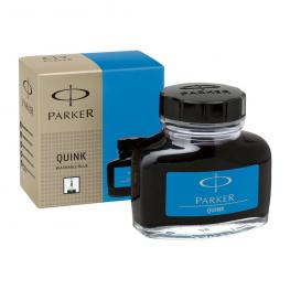 Parker Tintero  Quink 57 Ml Azul Real Lavable S0037480