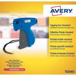 Avery Pistola Navetes Incluye Kit Inicial Tgs001