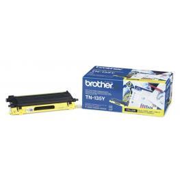 Brother Toner Laser Tn-135Yn Amarillo Tn135Yn