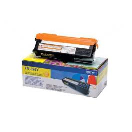 Brother Toner Laser Amarillo Tn-325Y