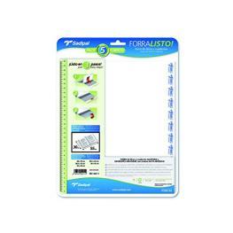 Sadipal Blister 5 Forros En Polipropileno 80 Micras 30X55Cm Sad02012