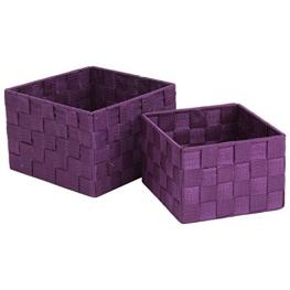 Cestos Set 2Pzas - Raffia Material