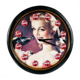 Reloj Madera Deco.