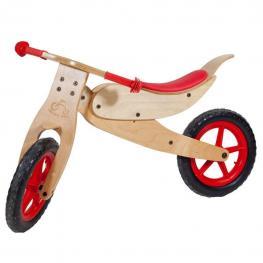 Kit Bicicleta Infantil Madera - Madera de Abedul