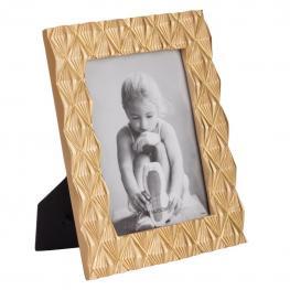 Porta Fotos Dorado 15X20
