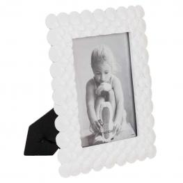 Porta Fotos Blanco 15X20