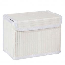 Caja de Bambu Plegable Lacado