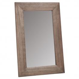 Espejo Con Marco de Madera - Mdf
