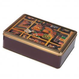 Caja Metal Juguetes
