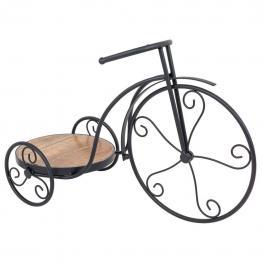 Macetero Bicicleta Forja Para 1