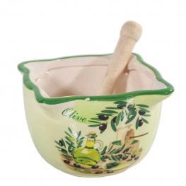 Mortero - Ceramica