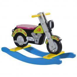 Kit Moto Balancin Madera - Mdf