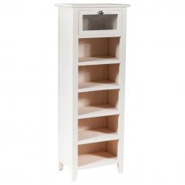 Mueble Lacado Blanco - Paulownia