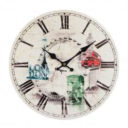 Reloj de Pared - Dm Impreso