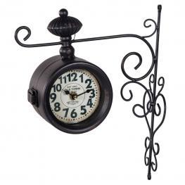 Reloj de Pared - Forja + Metal