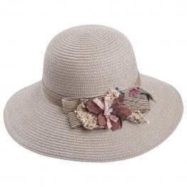 Sombrero Sra Con Adorno