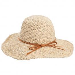 Sombrero Sra Trenzado Con