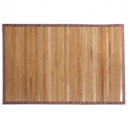 Alfombra Bambu Nat. - Bambu + Cotton Fabric