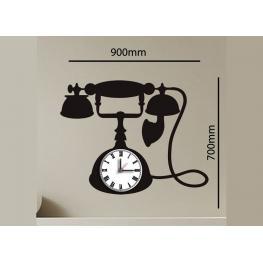 Kit Reloj de Vinilo - Plastico + Vinilo